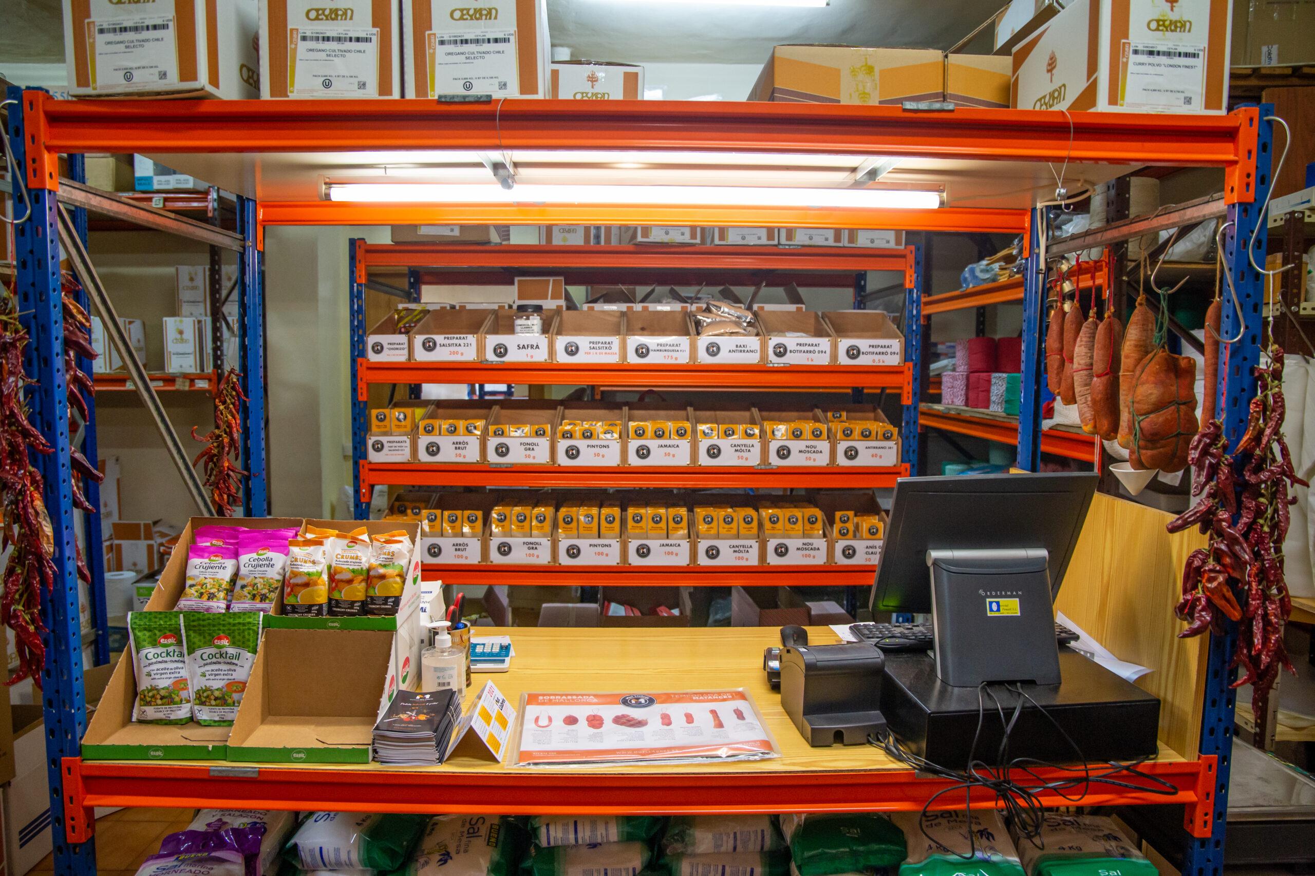 tienda de especias en mallorca