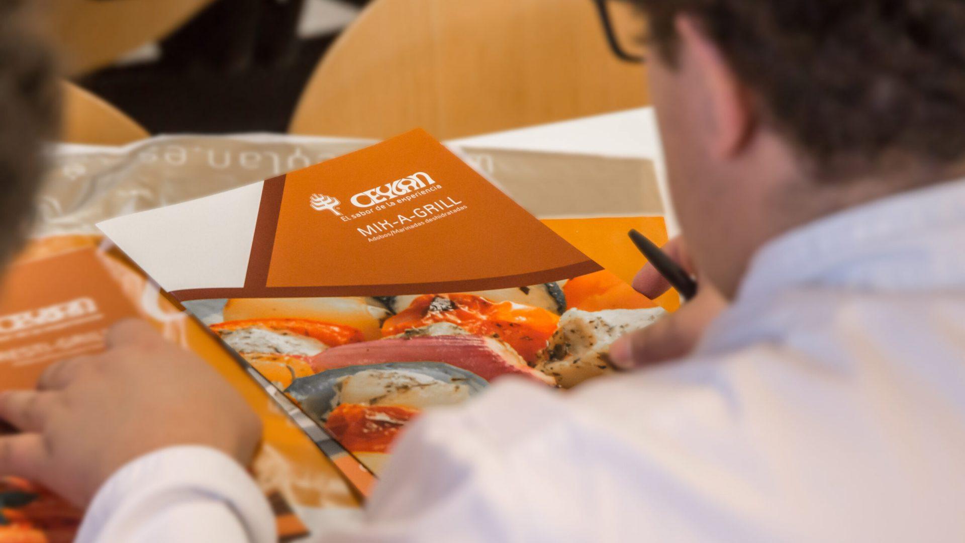 Jornada Gastronomica Ceylan